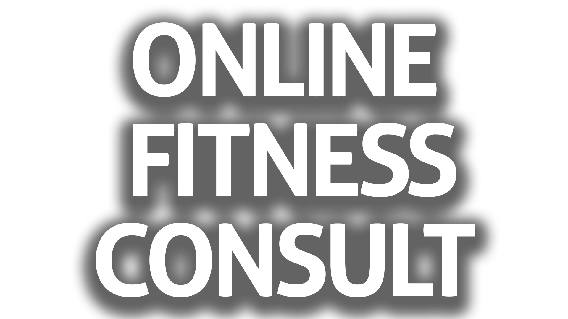 Free Online Fitness Consults