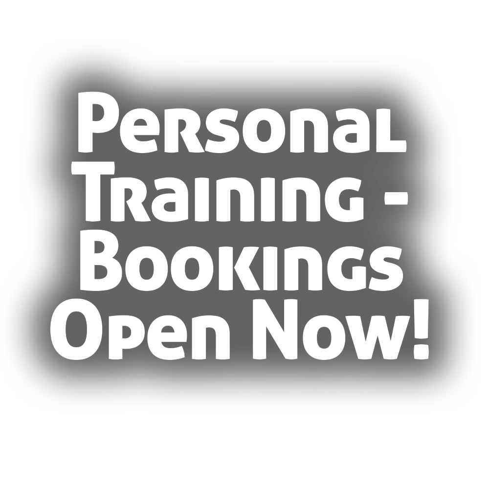 Personal Training Booking Request